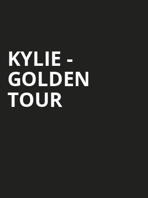 Kylie - Golden Tour at O2 Arena