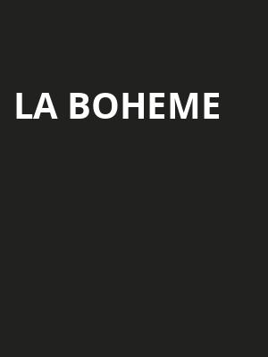 La Boheme at Royal Opera House