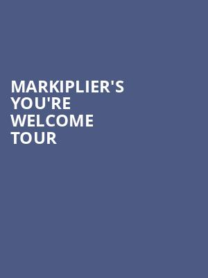 Markiplier%27s You%27re Welcome Tour at Eventim Hammersmith Apollo