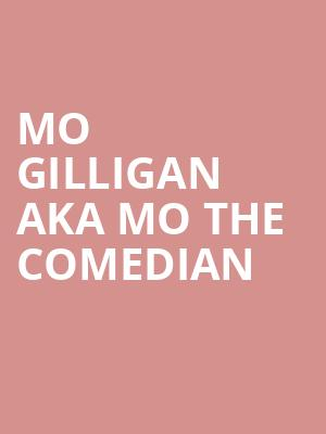 Mo Gilligan AKA Mo the Comedian at Vaudeville Theatre