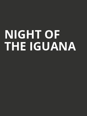 Night of the Iguana at Noel Coward Theatre