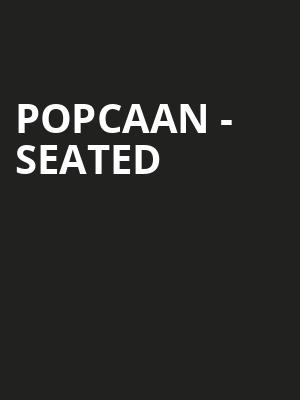 Popcaan - Seated at Eventim Hammersmith Apollo