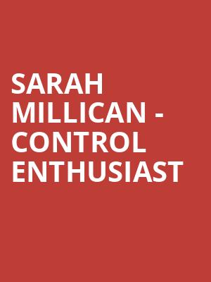 Sarah Millican - Control Enthusiast at Eventim Hammersmith Apollo