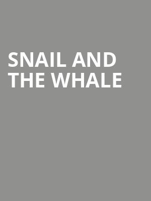 Snail and the Whale  at Apollo Theatre