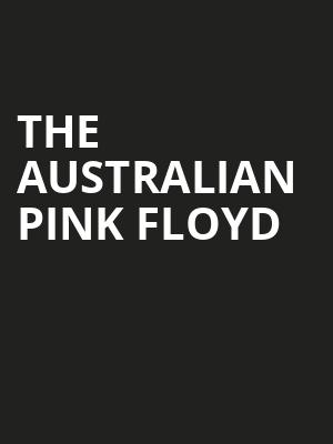 The Australian Pink Floyd at Eventim Hammersmith Apollo