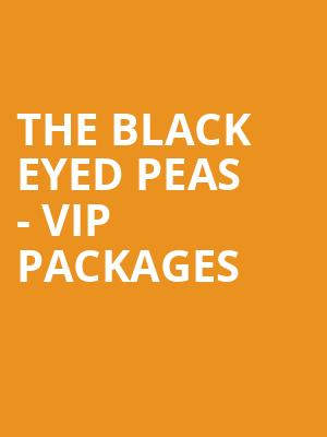 The Black Eyed Peas - VIP Packages at Eventim Hammersmith Apollo