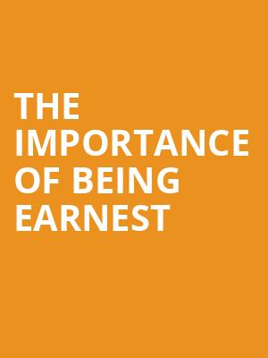 The Importance Of Being Earnest at Turbine Theatre