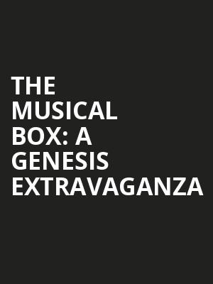 The Musical Box: A Genesis Extravaganza at Eventim Hammersmith Apollo