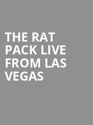 The Rat Pack Live from Las Vegas at Theatre Royal Haymarket