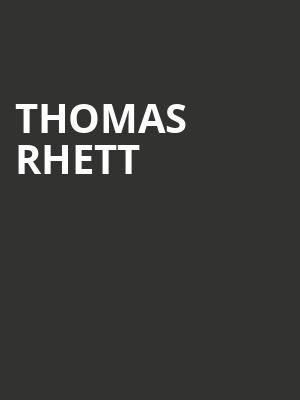 Thomas Rhett at Eventim Hammersmith Apollo