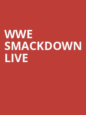 WWE SmackDown Live at O2 Arena