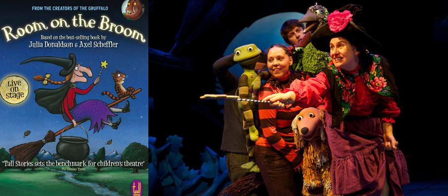 Room On The Broom, Lyric Theatre, London