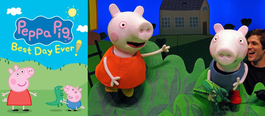 Peppa Pig, Duke of Yorks Theatre, London