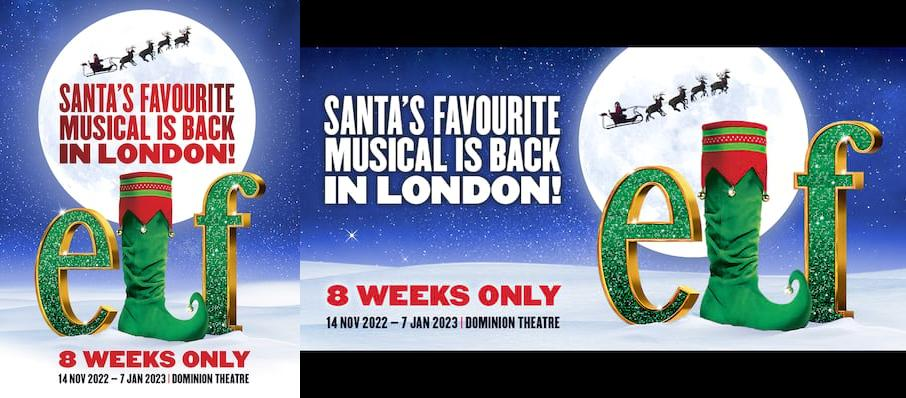 Elf The Musical, Wembley Arena, London