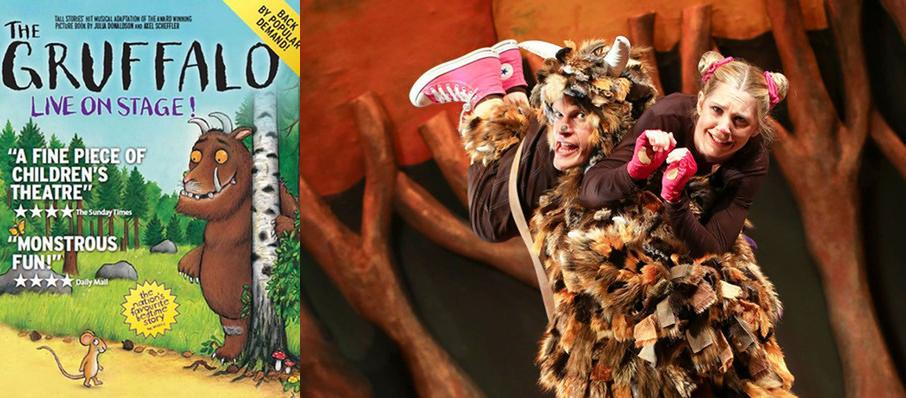 The Gruffalo, Lyric Theatre, London