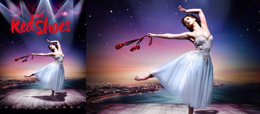 The Red Shoes, Sadlers Wells Theatre, London