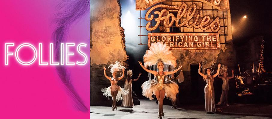 Follies, National Theatre Olivier, London
