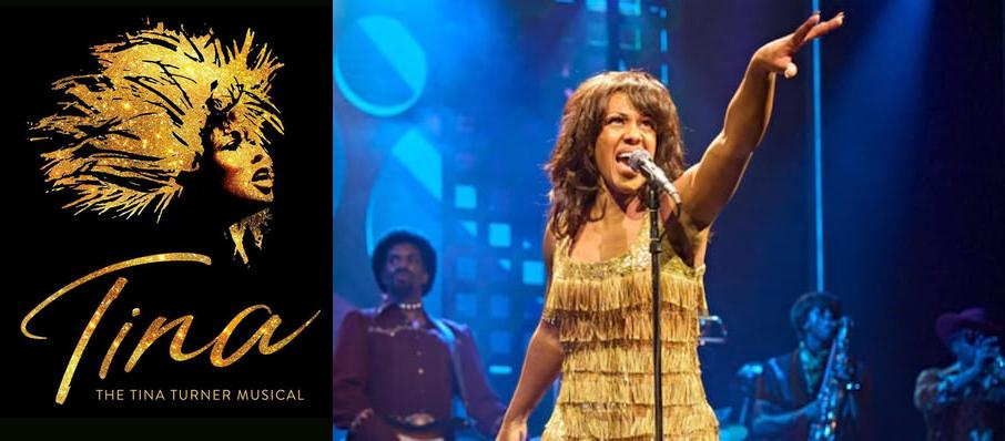 Tina The Tina Turner Musical, Aldwych Theatre, London