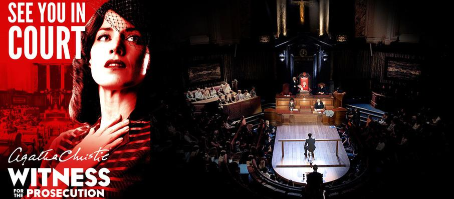 Witness for the Prosecution, London County Hall, London
