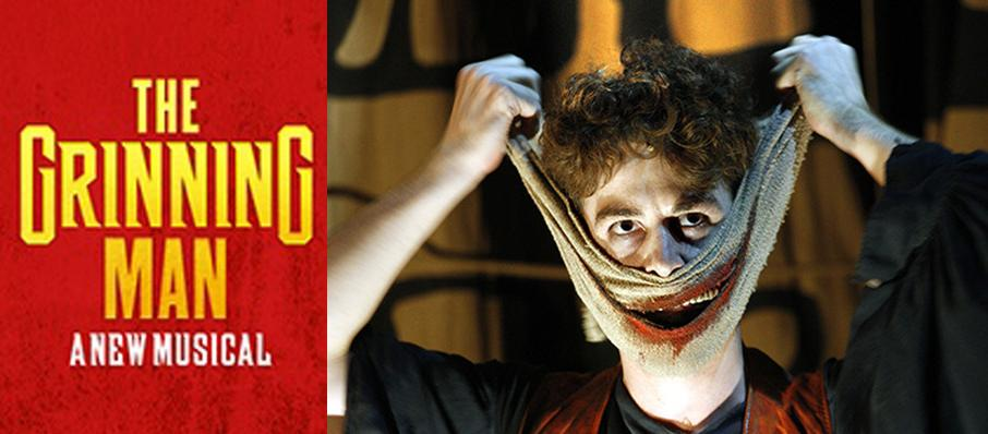 The Grinning Man, Trafalgar Studios 1, London