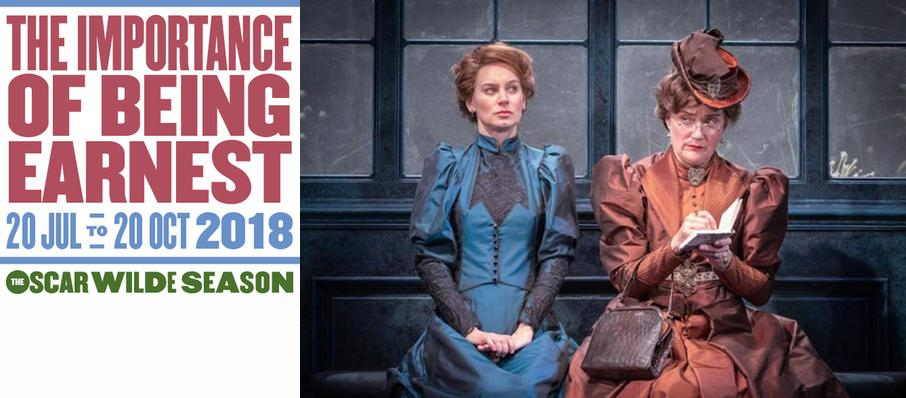 The Importance of Being Earnest, Vaudeville Theatre, London