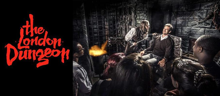 London Dungeon, London Dungeon, London