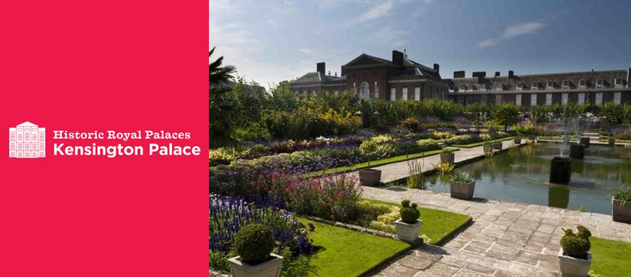Kensington Palace, Kensington Palace, London