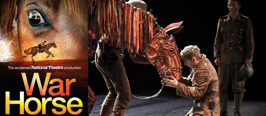 War Horse, National Theatre Lyttelton, London