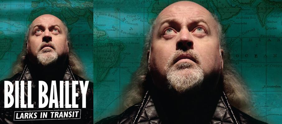 Bill Bailey Larks in Transit, Wyndhams Theatre, London