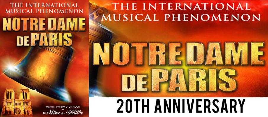 Notre Dame de Paris, London Coliseum, London