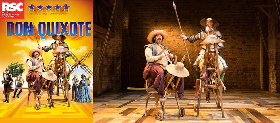Don Quixote, Garrick Theatre, London