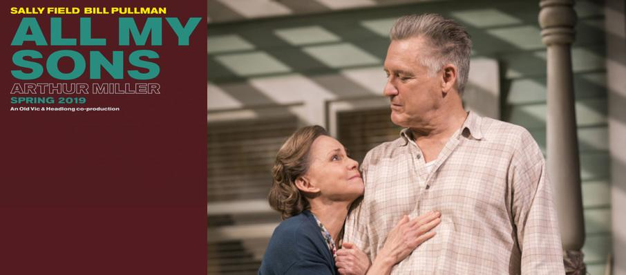 All My Sons, Old Vic Theatre, London