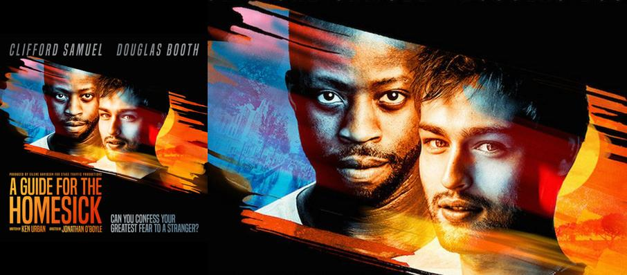 A Guide For The Homesick, Trafalgar Studios 2, London