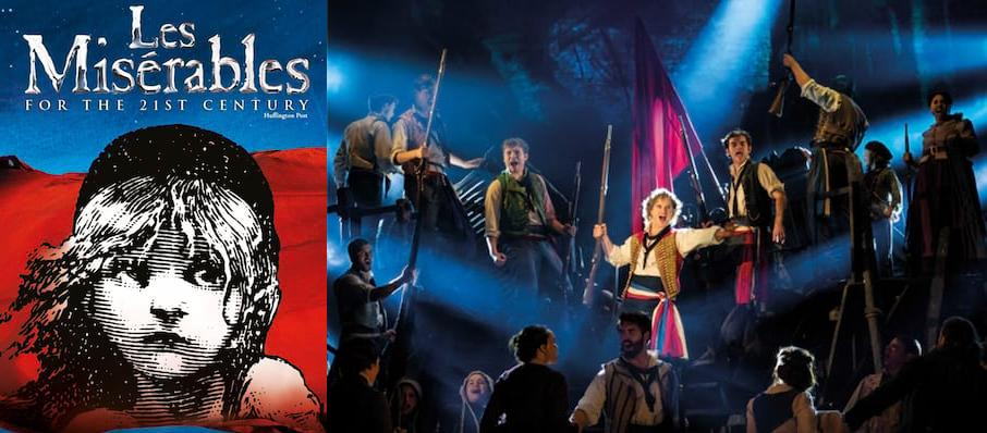 Les Miserables, Sondheim Theatre, London
