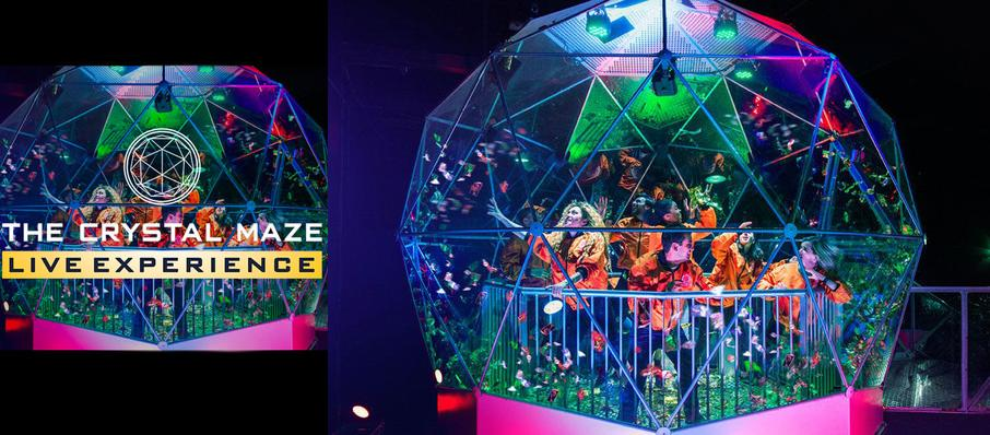 The Crystal Maze Live Experience, The Crystal Maze Experience, London