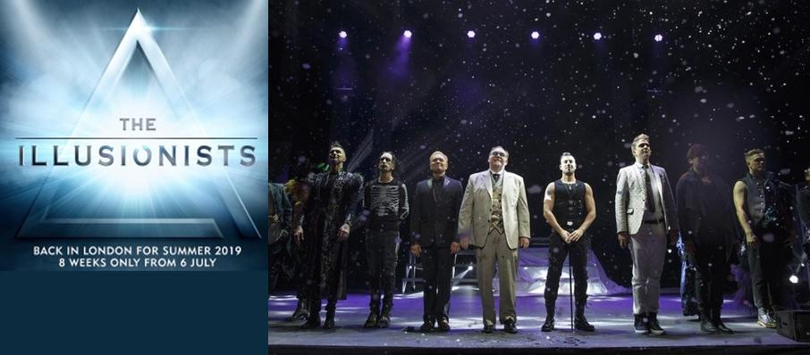The Illusionists Direct From Broadway, Shaftesbury Theatre, London