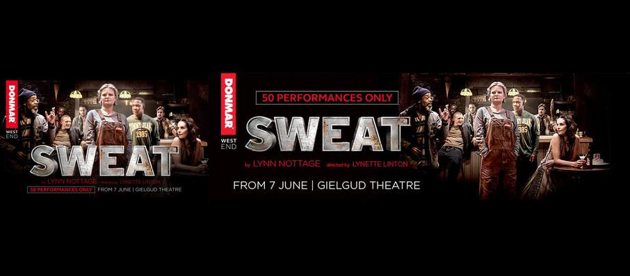 Sweat, Gielgud Theatre, London