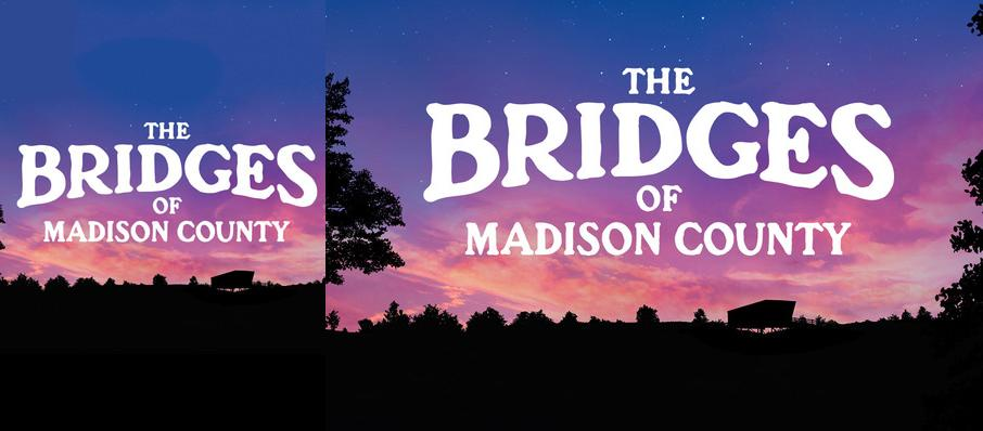 The Bridges of Madison County, Menier Chocolate Factory, London