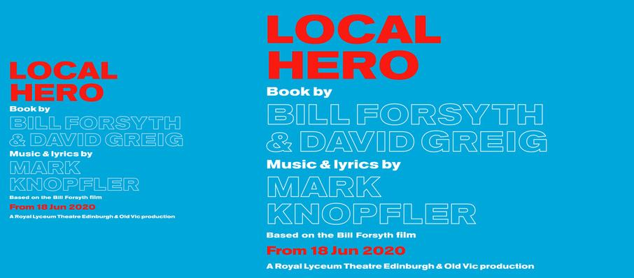 Local Hero, Old Vic Theatre, London