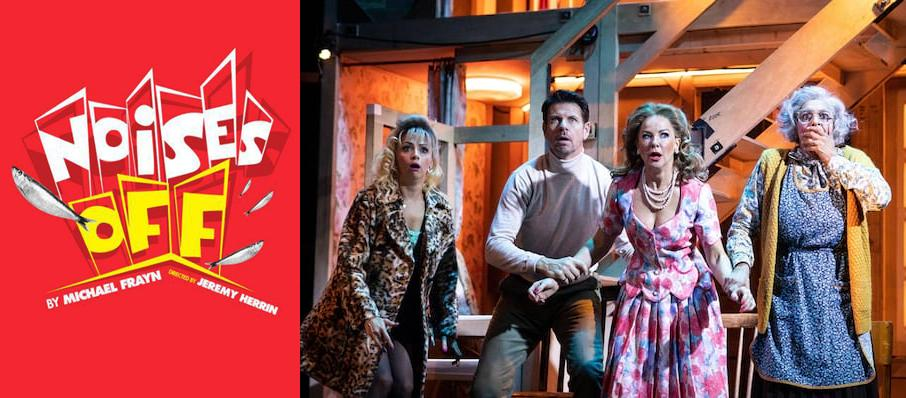 Noises Off, Garrick Theatre, London