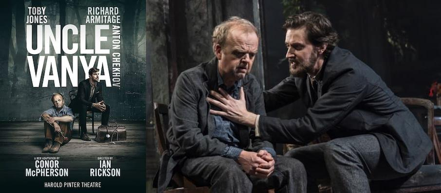 Uncle Vanya, Venue To Be Confirmed, London