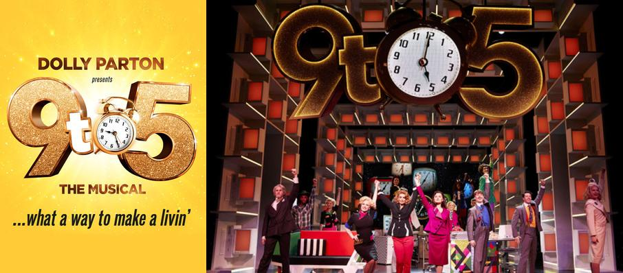 9 to 5 The Musical, New Wimbledon Theatre, London