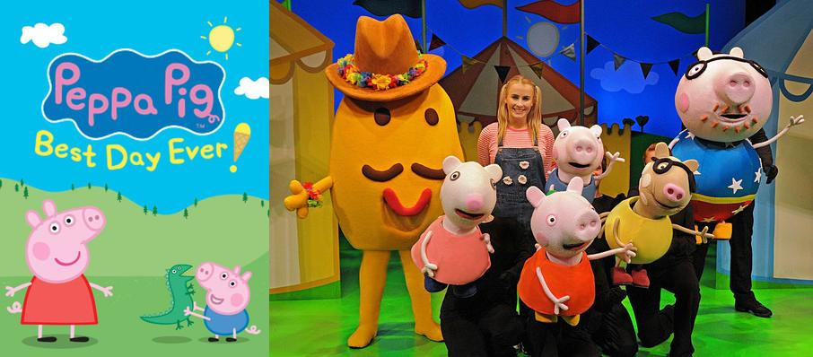 Peppa Pigs Best Day Ever, New Wimbledon Theatre, London