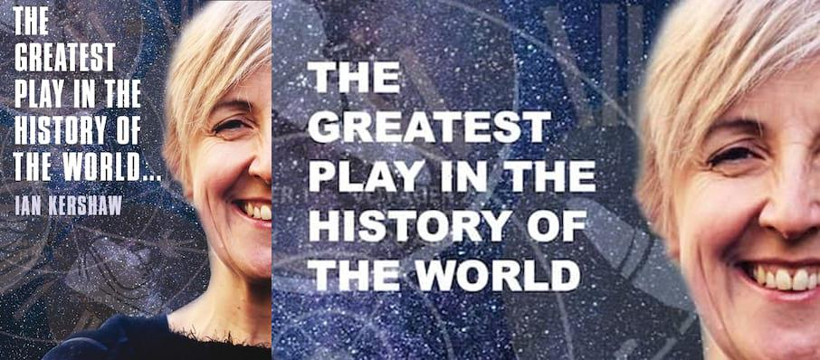 The Greatest Play in the History of the World, Trafalgar Studios 2, London