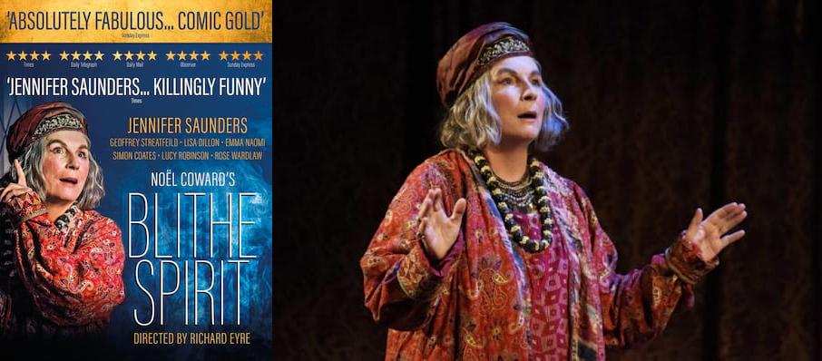 Blithe Spirit, Duke of Yorks Theatre, London