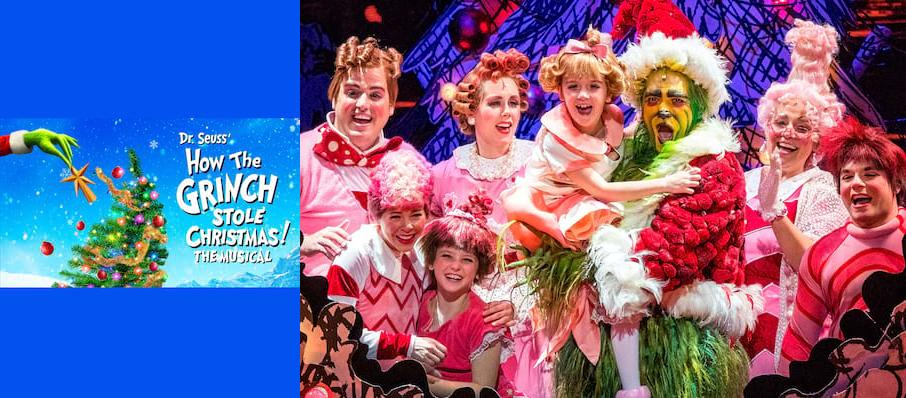 How the Grinch Stole Christmas, New Wimbledon Theatre, London