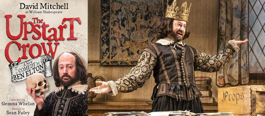 Upstart Crow, Gielgud Theatre, London