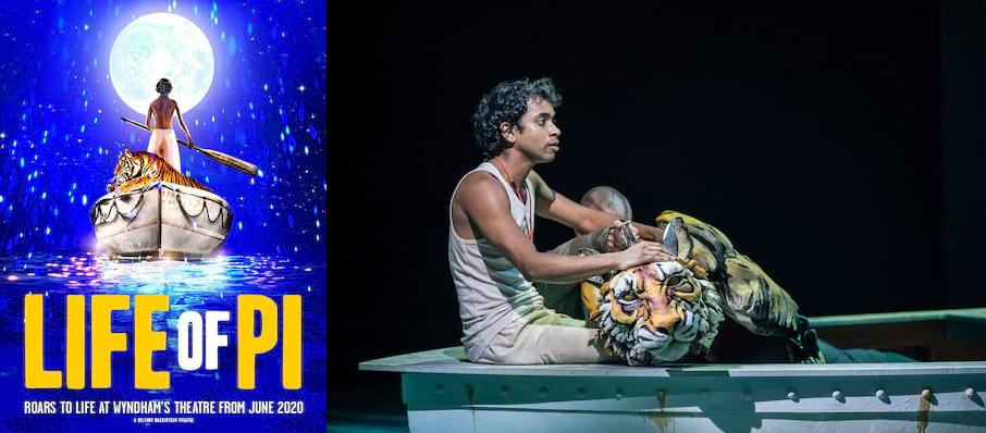 Life of Pi, Wyndhams Theatre, London