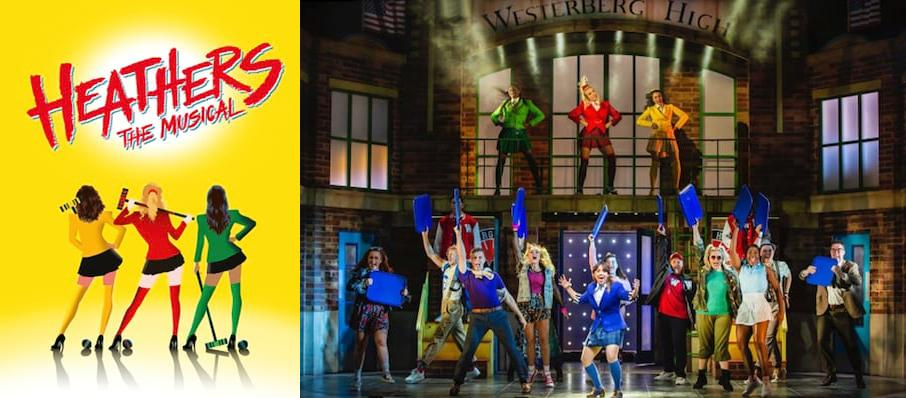 Heathers, New Wimbledon Theatre, London