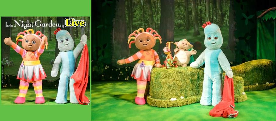 In The Night Garden, Richmond Theatre, London